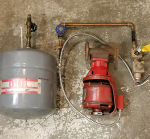 Boiler Heating System Parts