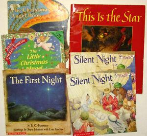 CHRISTMAS NATIVITY PACK - 16 books + 2 nativity Puzzles & Banner Windsor Region Ontario image 4