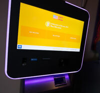 Buy & Sell Bitcoin, Litecoin ATM  Downtown Ottawa 15 seconds