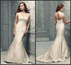 Robe de mariée Paloma Blanca de soie et dentelle