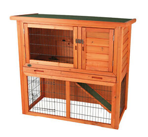 Looking for large two story rabbit cage for sale!