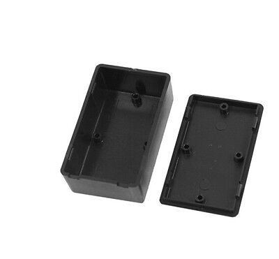 New Plastic Electronic Project Box Enclosure Instrument Case Diy 100x60x25mm Pr