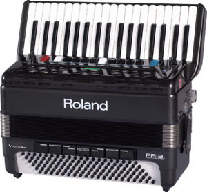 Roland FR-3s Accordian for sale