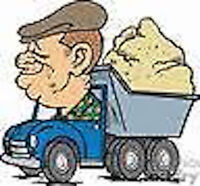 Guy with Truck