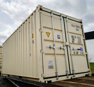 10ft. 20ft. 40ft. 45ft. Sea containers. Refurbished too!