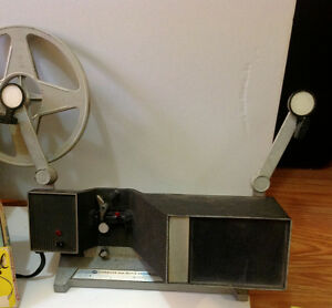 Manual Cinemage reg. 8mm film editor