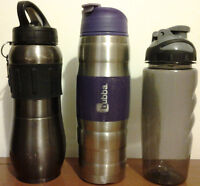 """Assorted """"Water Bottle, Travel Mugs/Tumblers, & Drink Container"""""""