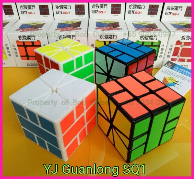 - YJ Guanlong SQ1 (Square-1) for sale ! Brand New !
