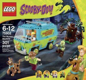 ** NEW sealed Lego 75902 Scooby Doo Mystery Machine Mint box