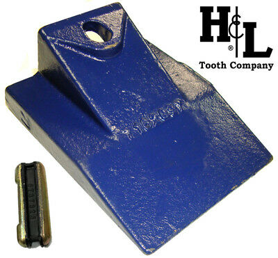 7102097 Bobcat Style Skid Bucket Tooth 6737326 Flexpin By Hl 1 Or 5 Pack