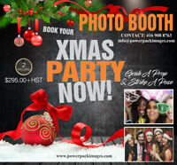 PHOTO BOOTH RENTAL  2 HOURS $295