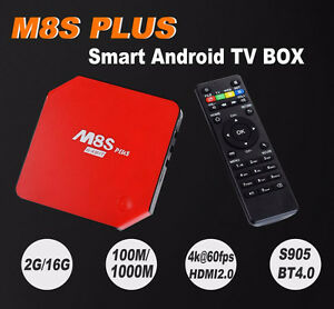 The Newest, Fastest 2016 Android TV Box in Red Deer