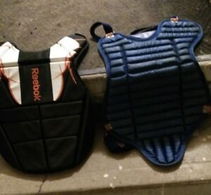 Youth Chest Pads