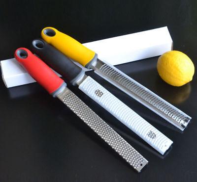Lemon Zester Peeler Cheese Grater Fruit Vegetable Shredders Slicer Kitchen Tools
