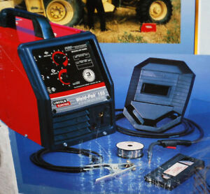 Lincoln Electric Weld Pak 155 Wire Feed Welder