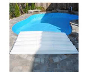POOL STEP WINTER COVER
