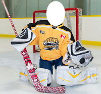 Midget Goalie Needed