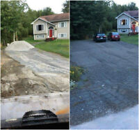 WE ARE NOW PRE-BOOKING FOR GRAVEL DRIVEWAYS/RE-GRAVELING!