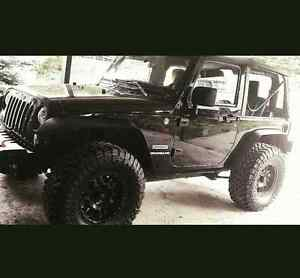 REDUCED 2014 Jeep Wrangler Sport