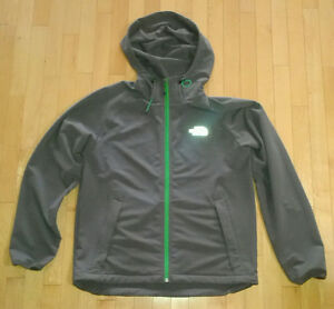 Men's North Face Hooded Jacket **Size Large**