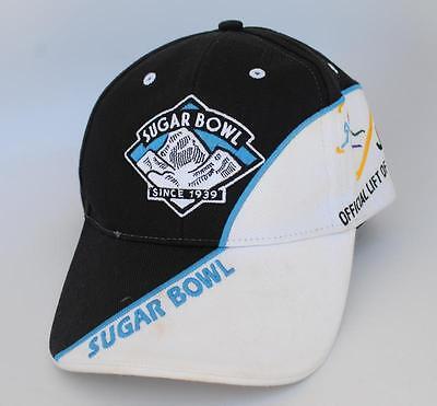 SUGAR BOWL SINCE 1939 Baseball Cap Hat JEEP OFFICIAL LIFT OF SUGAR BOWL Sugar Bowl Hat