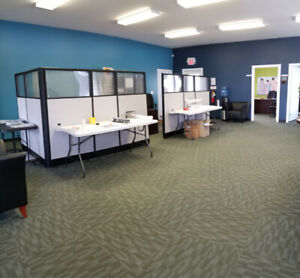 Shared Office Space in Lampman