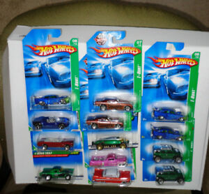 HW Treasure Hunt  57 Fury T Bird Henry J Hummer Challenger Caddy