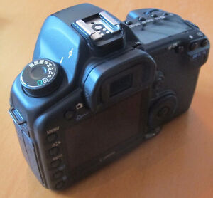 Selling Canon 5D Mark II body and accessories