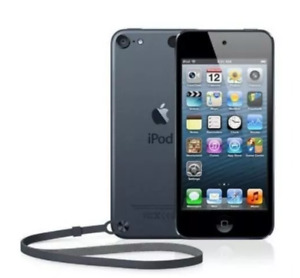 MINT ITOUCH 5TH 32GB 3 MONTHS OF WARRANTY $99 BLACK