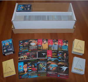 Star Trek Card Game