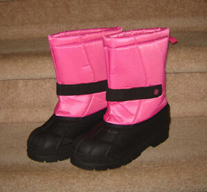 Girls Winter Boots sz 6 / Clothes, Winter Jackets, - size 10, 12