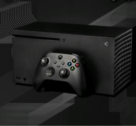Brand new Microsoft xbox series x