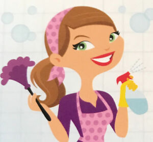 Need A House/ Office Cleaner?  I'm ready when you are!