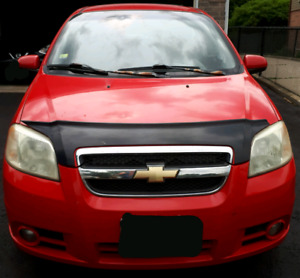 2007 Chevrolet Aveo LT loaded