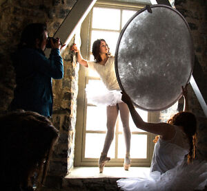 February 25 Photography Intensive: Train with a working pro