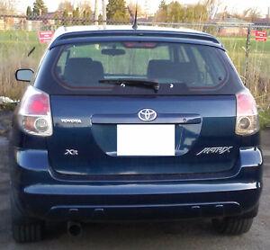 2008 Toyota Matrix XR-4 Cylinder Hatchback, low kms, Certified