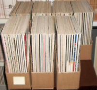 Model train RMC magazines - 164 mags (sorted & boxed to go!)