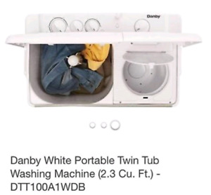 Wanted portable waher for cabin