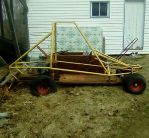 Winter project Dune buggy FRAME!!