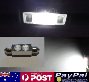 White-2W-LED-Dome-Interior-Roof-Bulb-Ford-Falcon-EF-EL-AU-BA-BF-FG-XR6-XR8