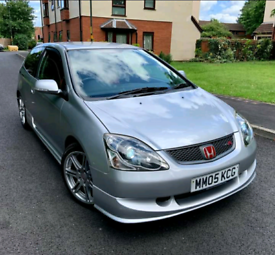 Type r ep3 edition face-lift