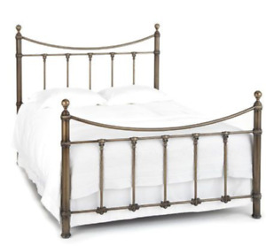 Bombay Co. Wrought Iron Queen size bed frame