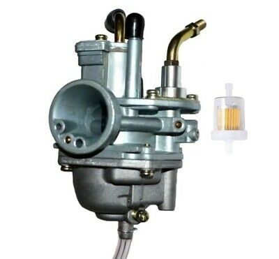 Carburetor Carb For ETON Viper RXL70 RXL50 2-Strock ATV Free Gas Fuel