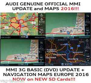 Mmi 3g update Download