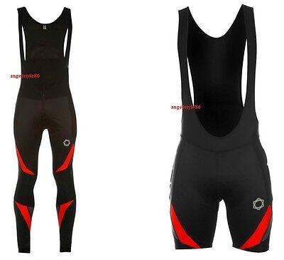 pantalone salopette calzamaglia MTB ciclismo MFX spartigambe imbottito M - L- XL