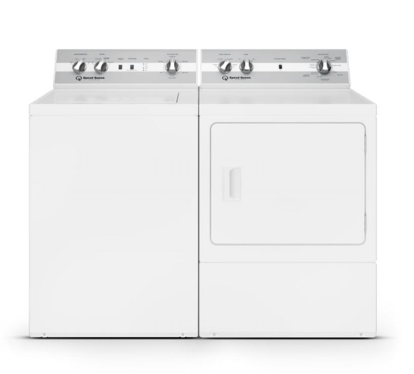 2019 Speed Queen Commercial Grade Laundry Set-Washer: TC5000