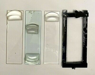 High Quality Horizontal And Vertical Prism Bar Set Optometry Set Of 3 Bars 6.75