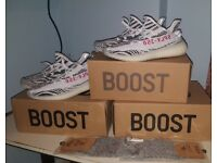 XMAS SPECIAL! Yeezy Boost 350 V2 Zebra Brand New in Box with Tags