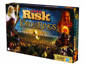 Risk: Lord of the rings (BRAND NEW)
