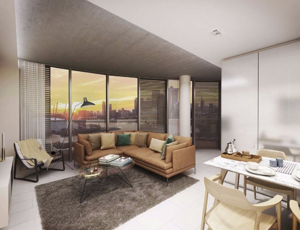BRAND NEW TWO BED AVAILABLE IN CANARY WHARF £349